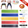 EZ Sports Resistance Loop Bands 1